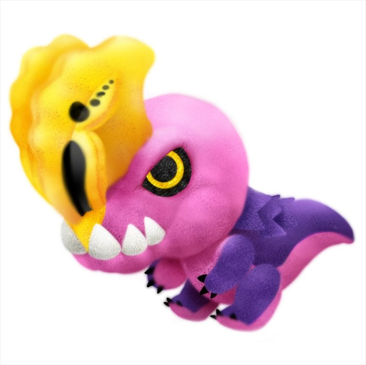 Monster Hunter - World Monster Anjanath Plush