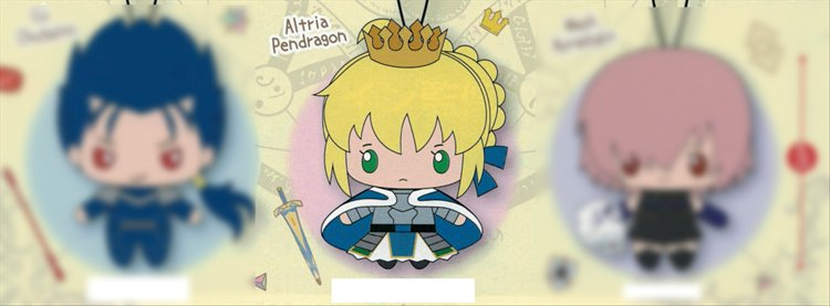 Fate Grand Order - Altria Pendragon Sanrio Ver Plush