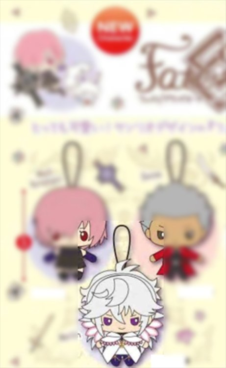 Fate Grand Order - Merlin Sanrio Ver Plush