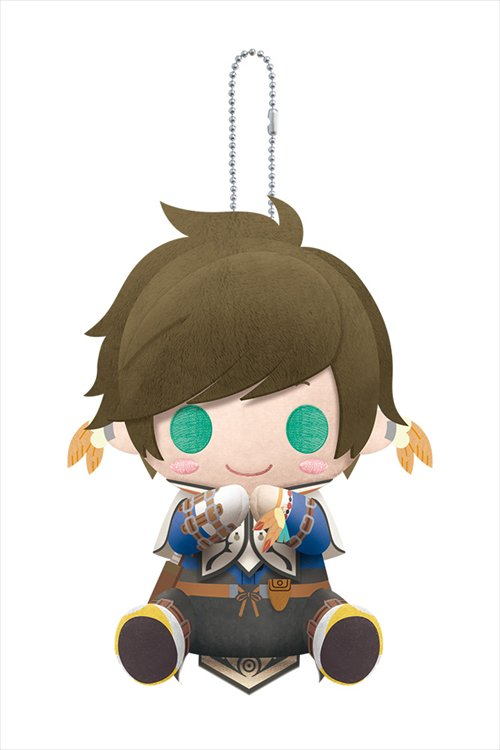 Tales of Series - Sorey Pitanui Plush Toy