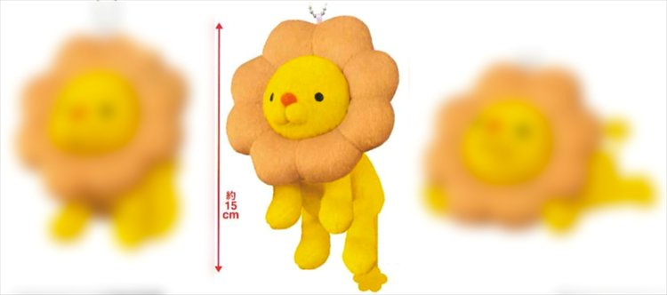 Pon de Lion - Lion Medium Plush B