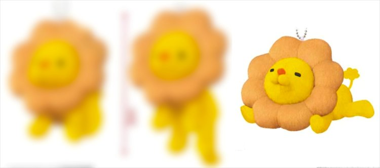 Pon de Lion - Lion Medium Plush C