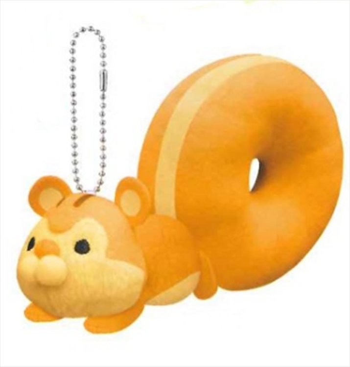 Pon de Lion - Small Squirrel Plush
