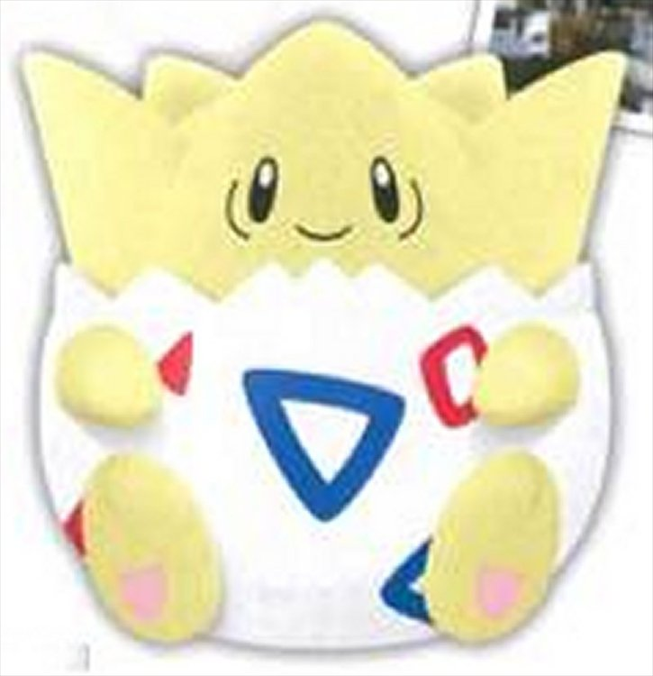 Pokemon Sun and Moon - Togepi Medium Plush