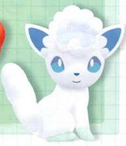Pokemon Sun and Moon - Alolan Vulpix Large Plush