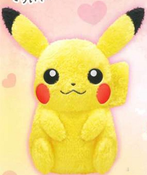 Pokemon Sun and Moon - Pikachu Soft Plush