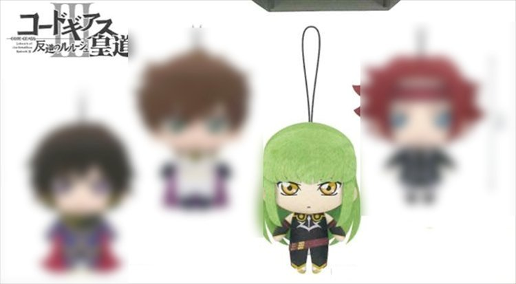 Code Geass - CC Small Plush