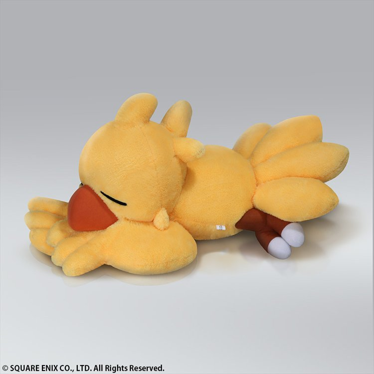Final Fantasy - Snoozing Chocobo Plush