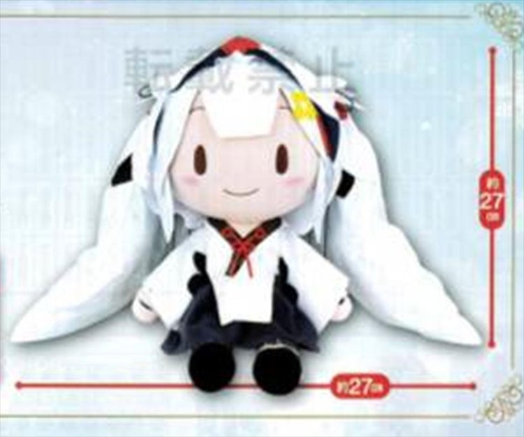Vocaloid - Snow Miku 2018 Big Plush