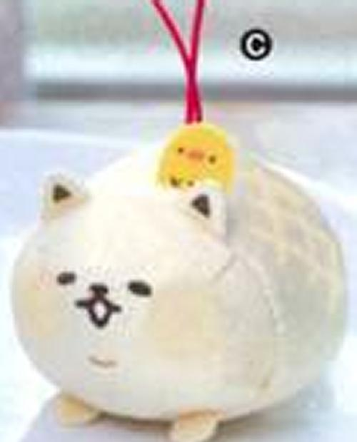 Is Utoken - Buttered Cat Bun Small Plush
