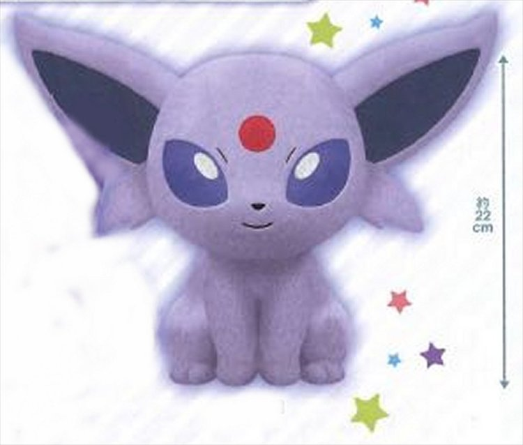 Pokemon - Espeon Medium Plush