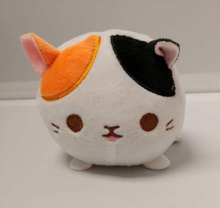 Aniji Animal - White Small Size Cat Plush