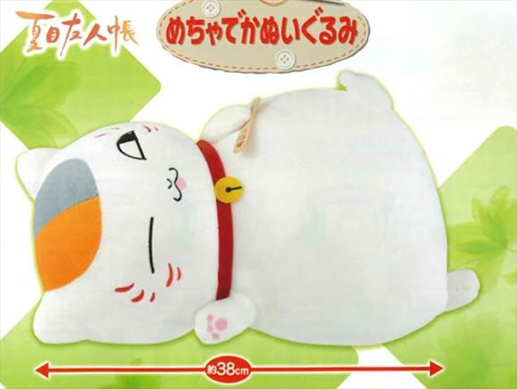Natsume Book Of Friends - Mecha Dekai Plush Doll