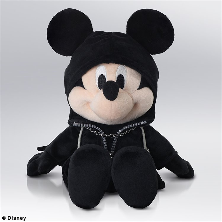 Kingdom Hearts - King Mickey Plush
