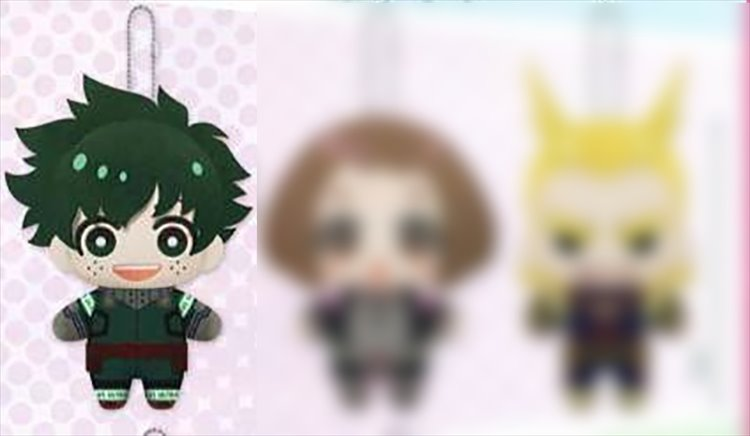 My Hero Academia - Deku Night Training Vol.1 Plush