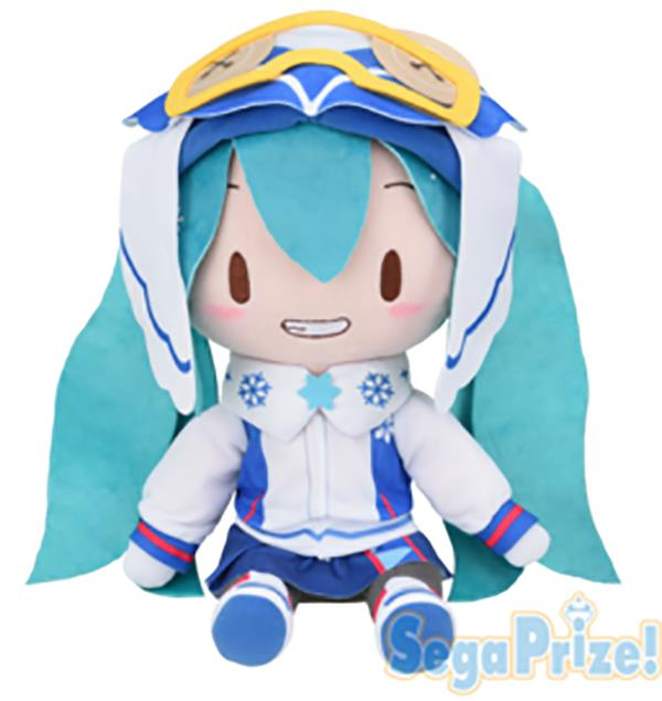 Vocaloid - Snow Miku 2016 Ver Plush