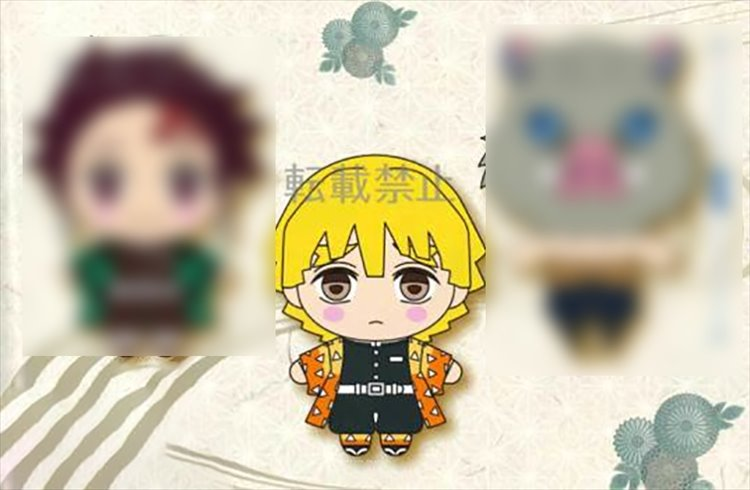 Demon Slayer - Azenitsu Small Plush