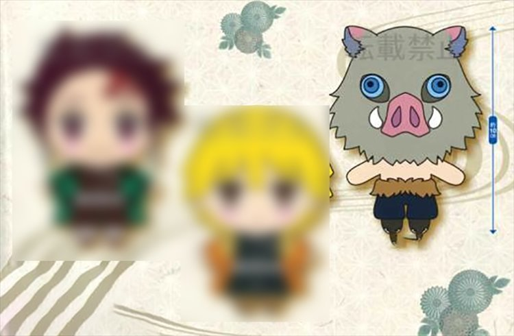 Demon Slayer - Binosuke Small Plush