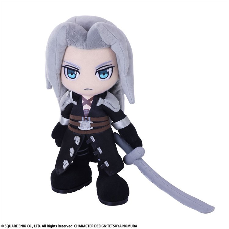 Final Fantasy Vii - Sephiroth Action Doll