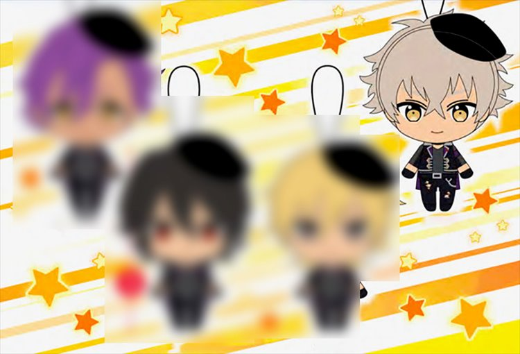 Ensemble Stars - Medium Plush D