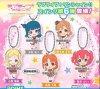 Love Live Sunshine - Swing Keychain Vol. 6 Set of 5