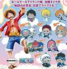One Piece - Whole Cake Island Arc Character Straps set of 10