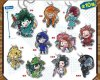 My Hero Academia - Pita Deformed Rain Coat Ver. Acrylic Keychain Single BLIND BOX