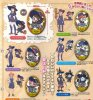Little Witch Academia - Pin Badge Set of 6