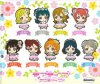 Love Live Sunshine - Character Straps Vol. 15 Set of 9
