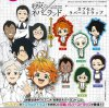 The Promised Neverland - Rubber Strap Set of 6