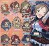 Idolmaster Cinderella Girls - Capsule Rubber Mascot Vol. 8 Set of 9