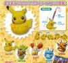 Pokemon XY and Z - Takara Capsules Pokemon Straps Set of 5