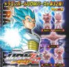 Dragon Ball Super - UDM Burst Character Swing Charms set of 5