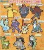 Pokmeon - Rubber Straps Vol. 13 Set of 10