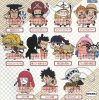 One Piece - Capsule Rubber Wano Kuni Version Set of 11