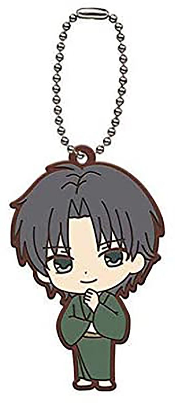 Rubber Mascot Hatori Sohma TL Fruit Basket