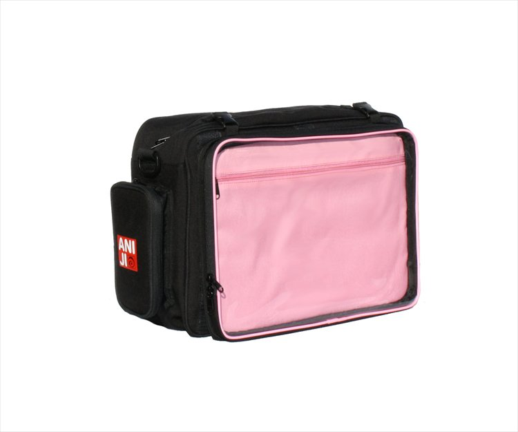 Aniji Bags - Nero Pink Messenger Bag
