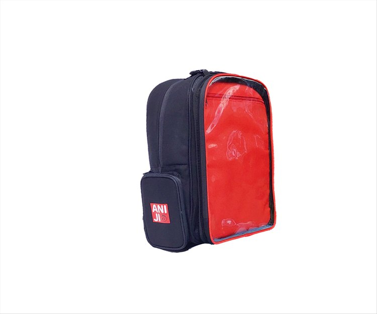 Aniji Bags - Echo Red Backpack