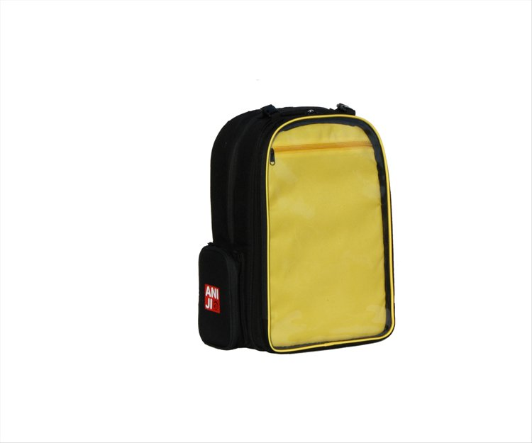 Aniji Bags - Echo Yellow Backpack