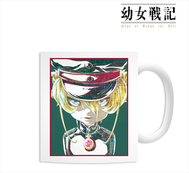The Saga of Tanya the Evil - Youjo Senki Mug