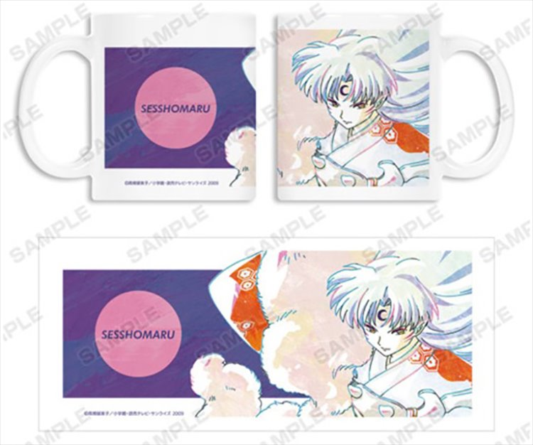 Inuyasha - Sesshomaru Color Mug