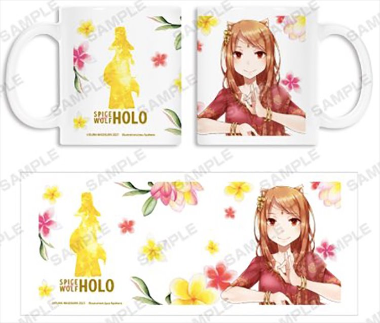 Spice And Wolf - Holo Mug