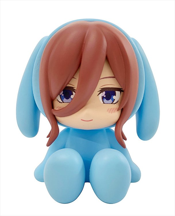The Quintessential Quintuplets - Miku Chocot Figure