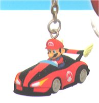 Mario - Mario Kart Wii Key Chain Collection Vol. 3 Mario Only