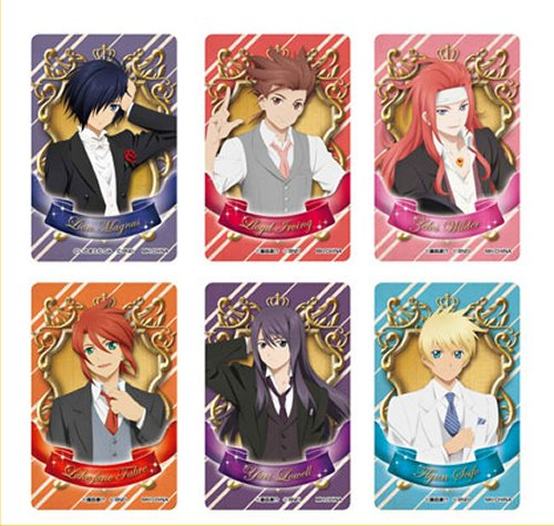Tales of Series - PukuPuku Card Case Dress Up Collection - Single BLIND BOX