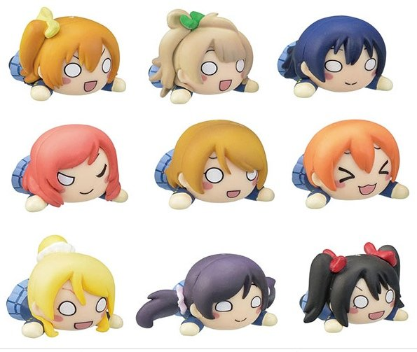 Love Live - School Idol Magnet Trading Figures - Single BLIND BOX