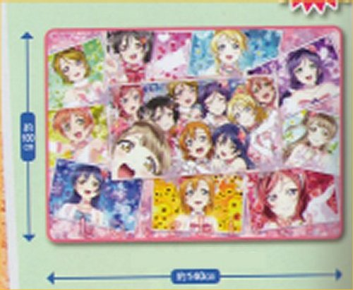 Love Live - Giant Cloth Poster
