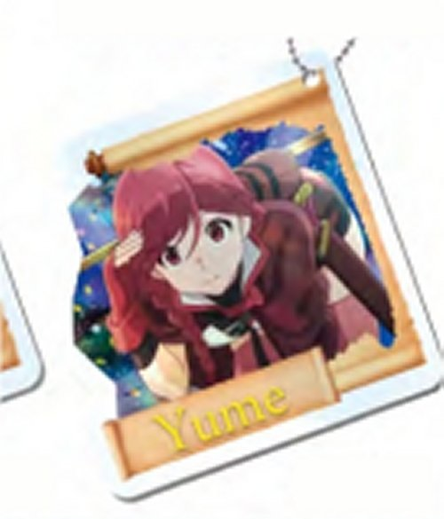 Grimgar of Fantasy and Ash - Yume Keychain
