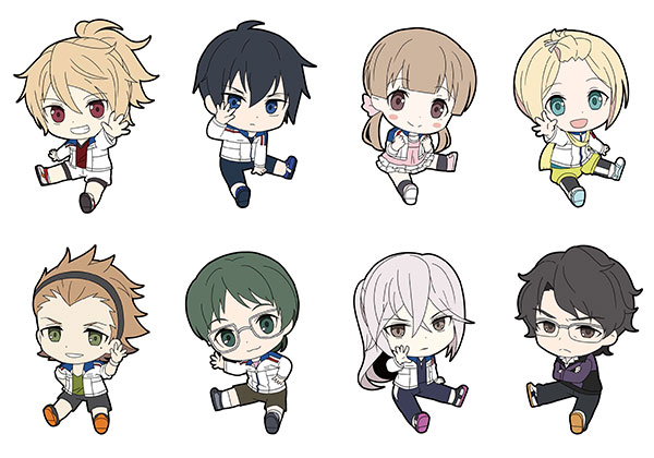 Prince of Stride Alternative - Petanko Trading Rubber Strap - Single BLIND BOX