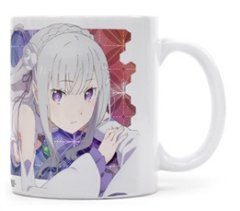 Re:Zero Staring Life in Another World - Emilia Mug Re-Release